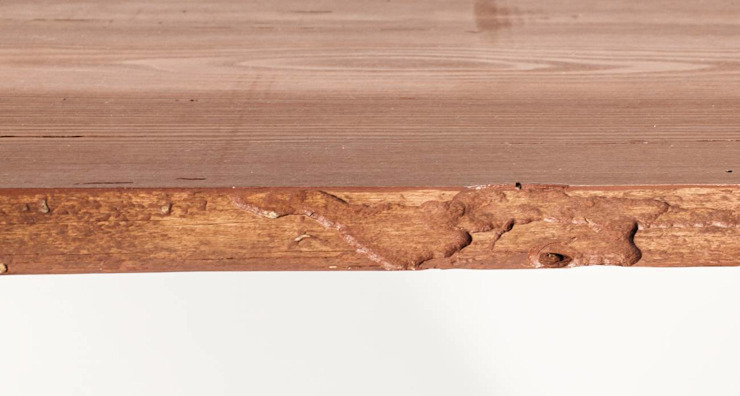 "Ławka ze stali ""LOCOMOTIVE"" - NordLoft od NordLoft - Industrial Design Industrialny"