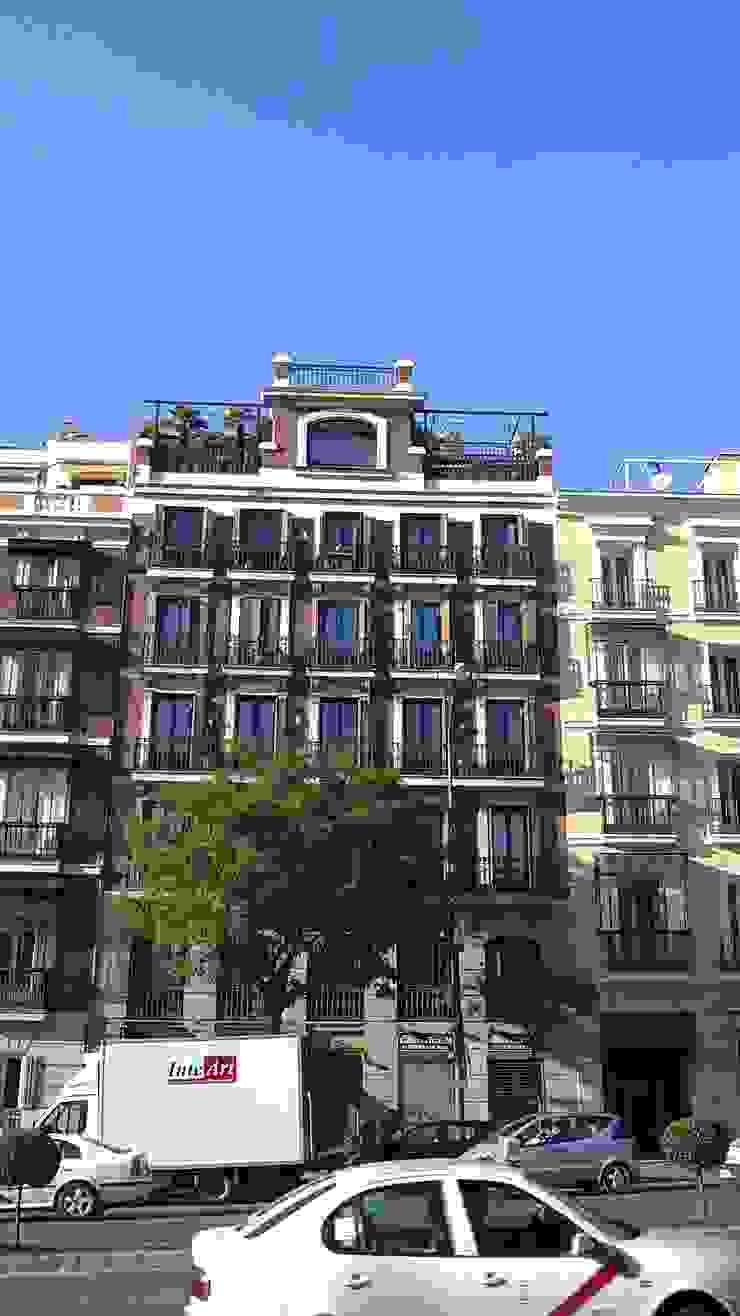 ALCALÁ 77 Casas de estilo clásico de estudio551 Clásico