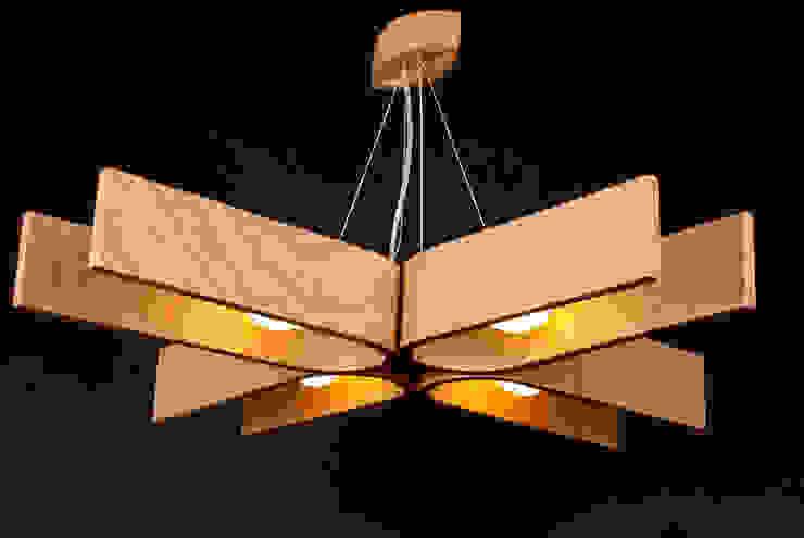 lamp NatUral_1 od żyrRafo Kolonialny