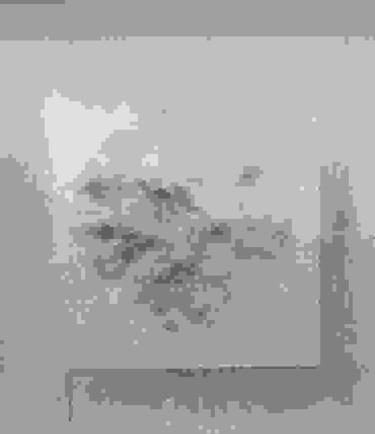 Breath of Traces, ,105x144cm, korean paper on muk, 2011 by 흔적찾기 프로젝트