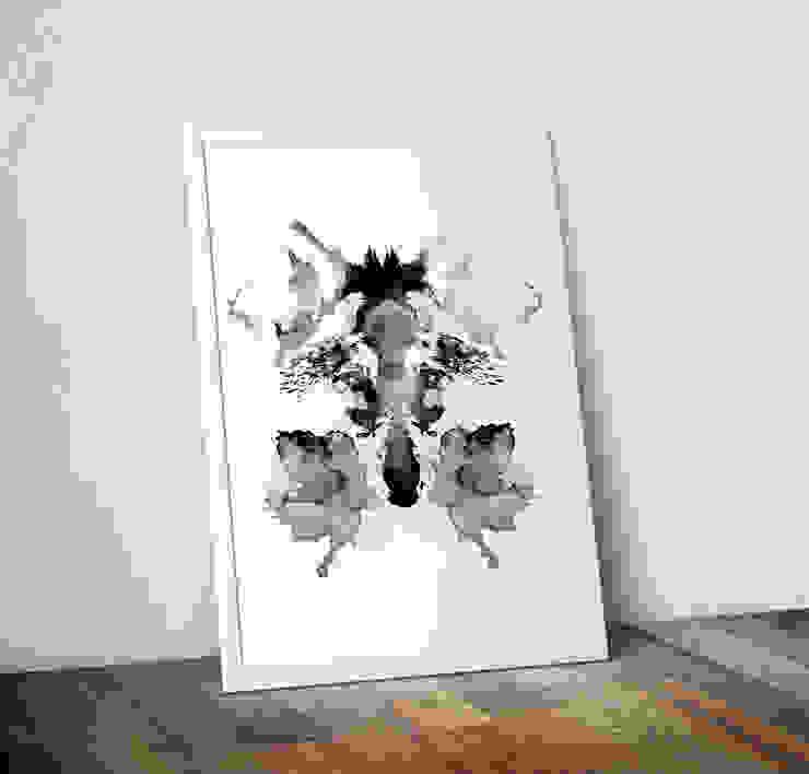 Rorschach by Robert Farkas Wraptious ІлюстраціїКартини та картини