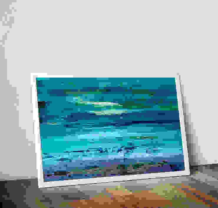 Seascape by Robert Farkas Wraptious ІлюстраціїКартини та картини