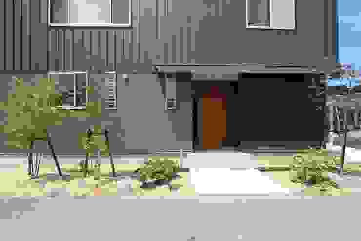 和気町の家 モダンな 家 の 福田康紀建築計画 モダン