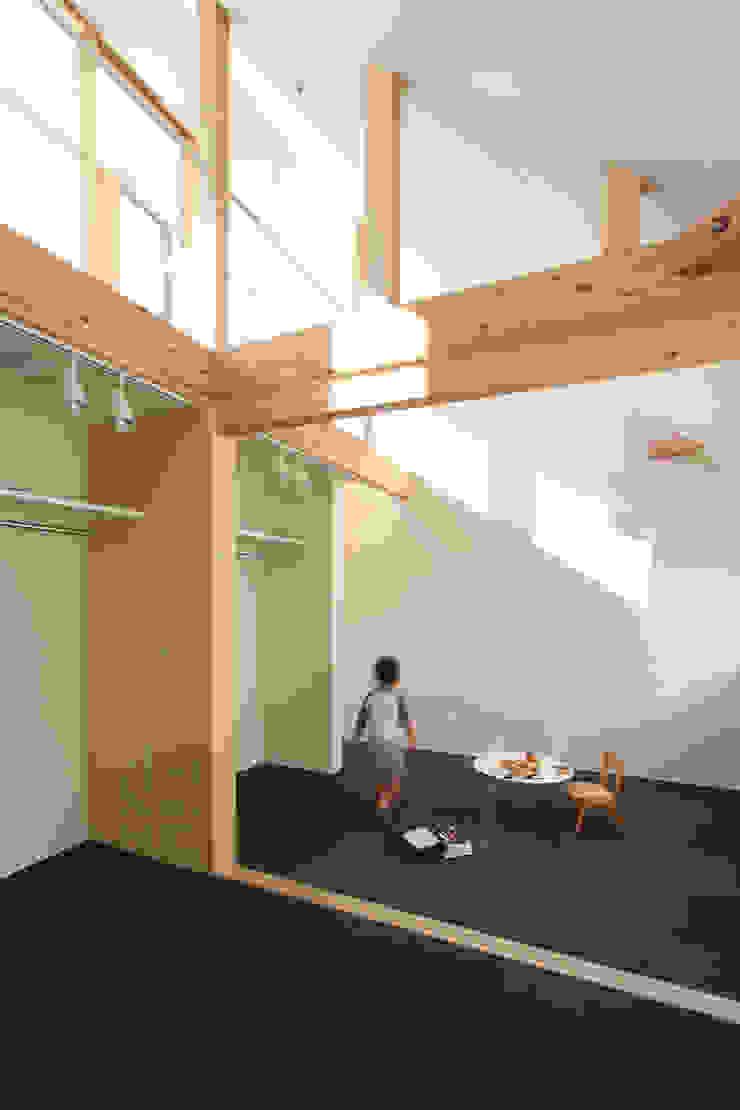 内灘町の家 モダンデザインの 子供部屋 の 福田康紀建築計画 モダン