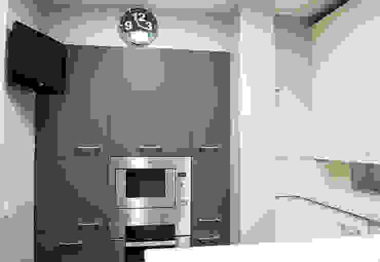 Cocina Molins de Rei Cocinas de estilo minimalista de muxo Studio Minimalista