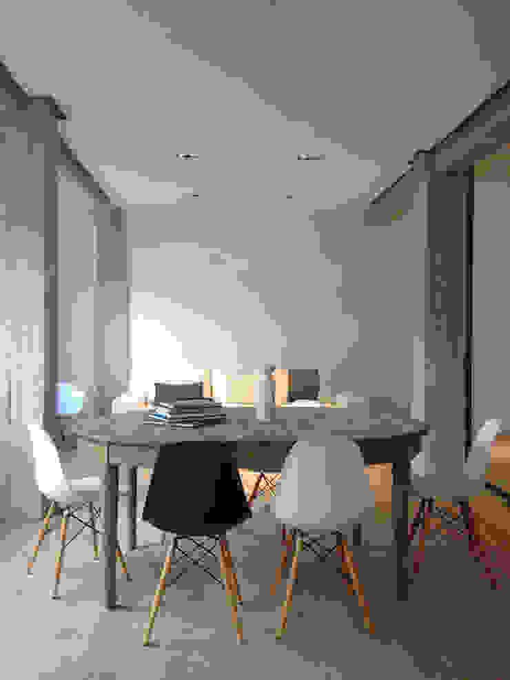 Estar abierto Comedores de estilo moderno de B-mice Design + Architecture Moderno