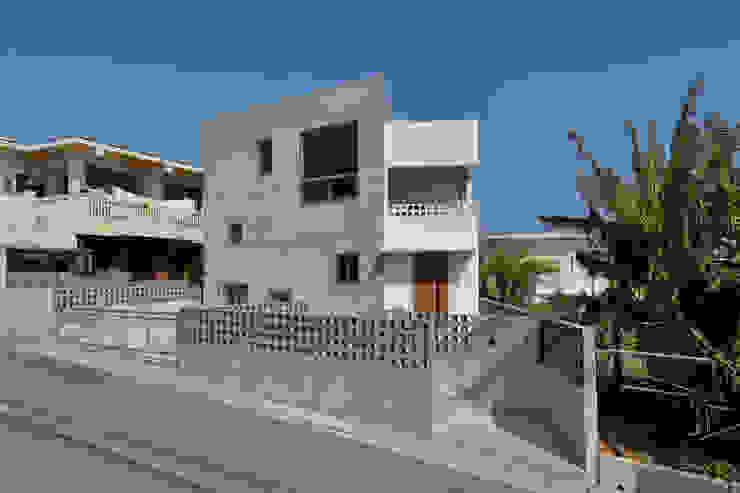 立体の家 モダンな 家 の プラソ建築設計事務所 モダン