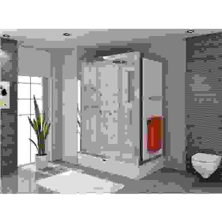 Ванная комната в стиле модерн от VERA DUŞ Модерн