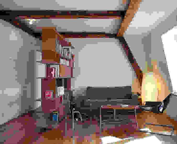 PARIS 11° Salon moderne par RBB architectes Moderne