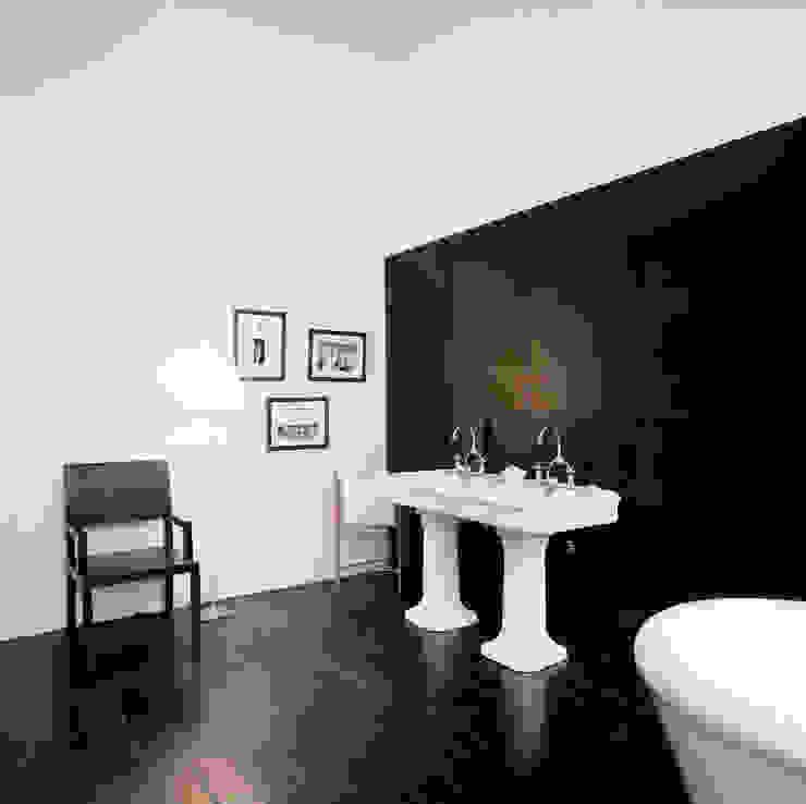 Loft martel Salle de bain industrielle par Antonio Virga Architecte Industriel