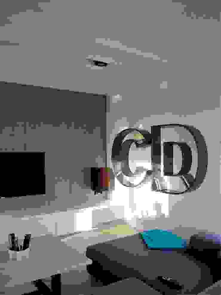 Modern Oturma Odası kabeDesign kasia białobłocka Modern