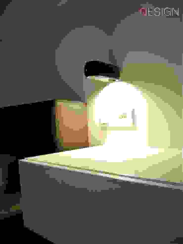 Modern Yatak Odası kabeDesign kasia białobłocka Modern