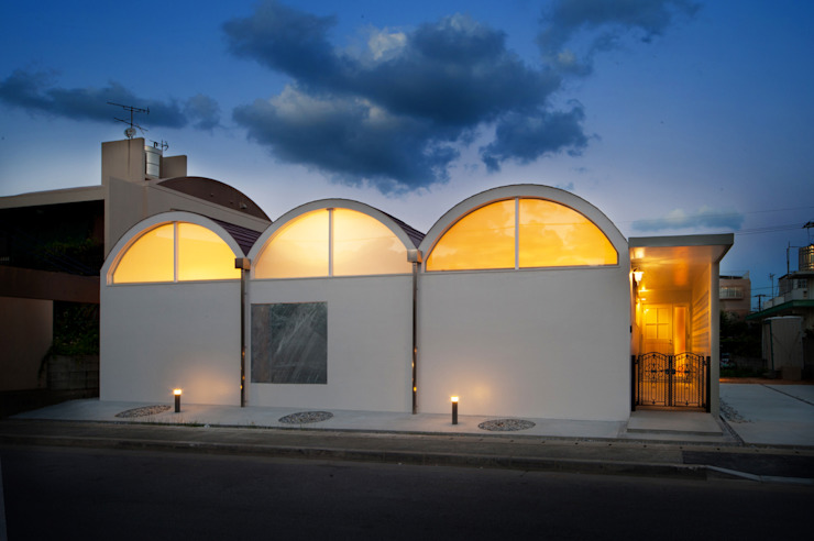 プラソ建築設計事務所 Case moderne