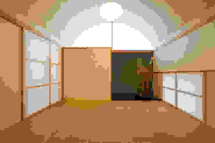 長閑の家 モダンデザインの リビング の プラソ建築設計事務所 モダン