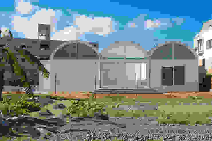 長閑の家 モダンな 家 の プラソ建築設計事務所 モダン