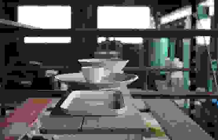 Series Mulet ミュレット インダストリアルデザインの キッチン の POTPURRI インダストリアル