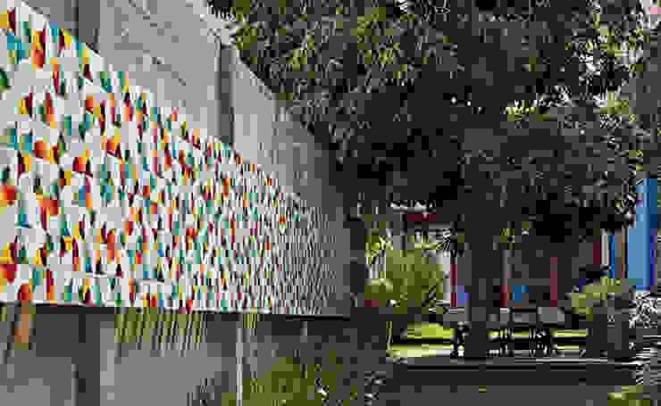 Ana Sawaia Arquitetura Modern garden