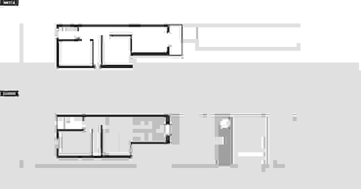 modern  von Ana Sawaia Arquitetura, Modern