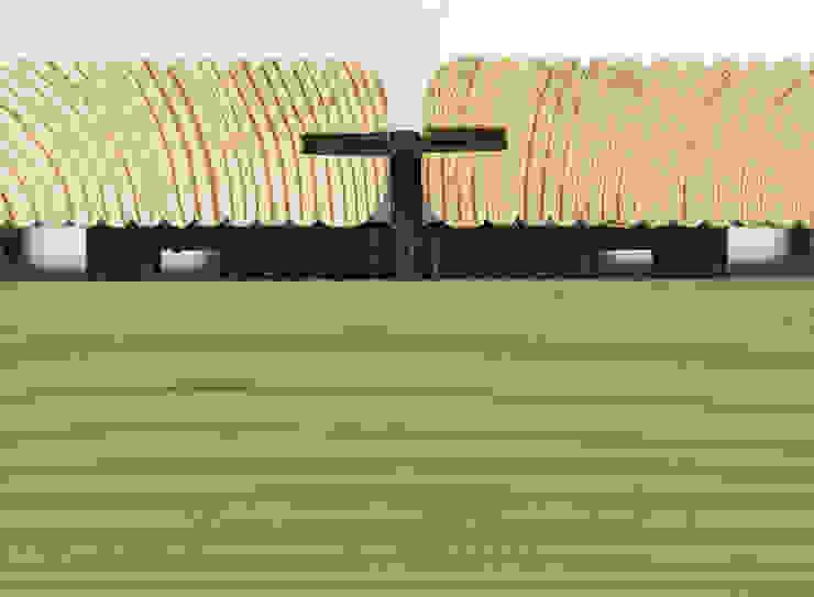 by Braun & Würfele - Holz im Garten Сучасний