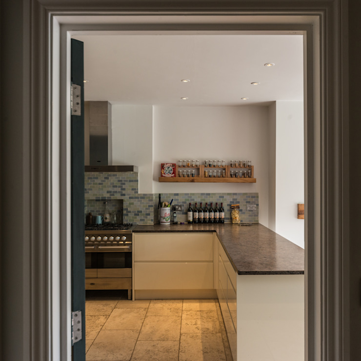 Muswell Hill Modern kitchen by Goldsmith Architects Modern