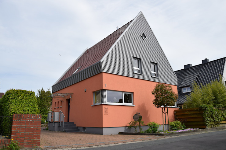 modern  door Architekturbüro Heike Krampitz, Modern