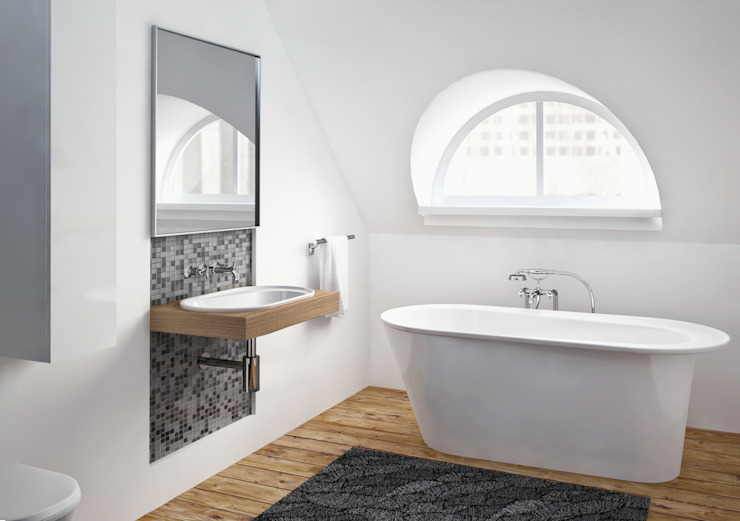 MOWO STUDIO BathroomBathtubs & showers