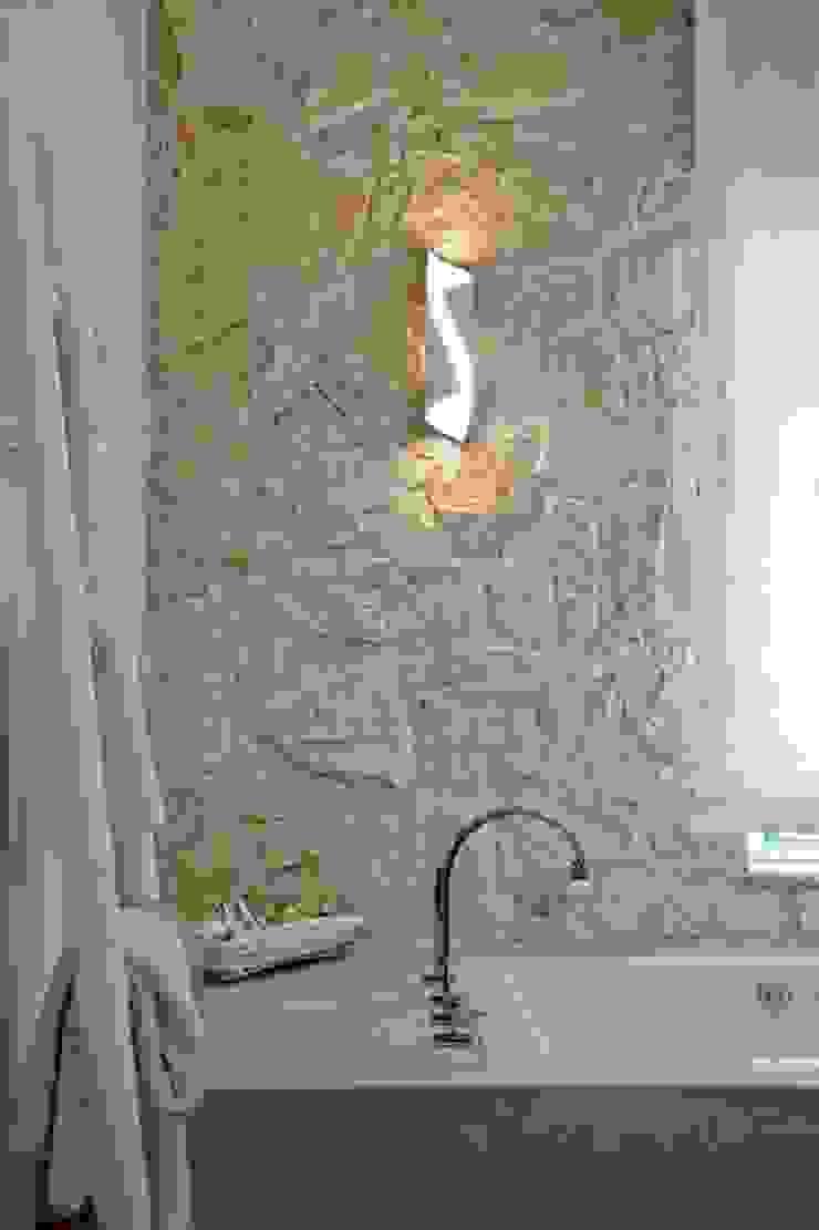 Francesca Ignani Interiors Mediterranean walls & floors