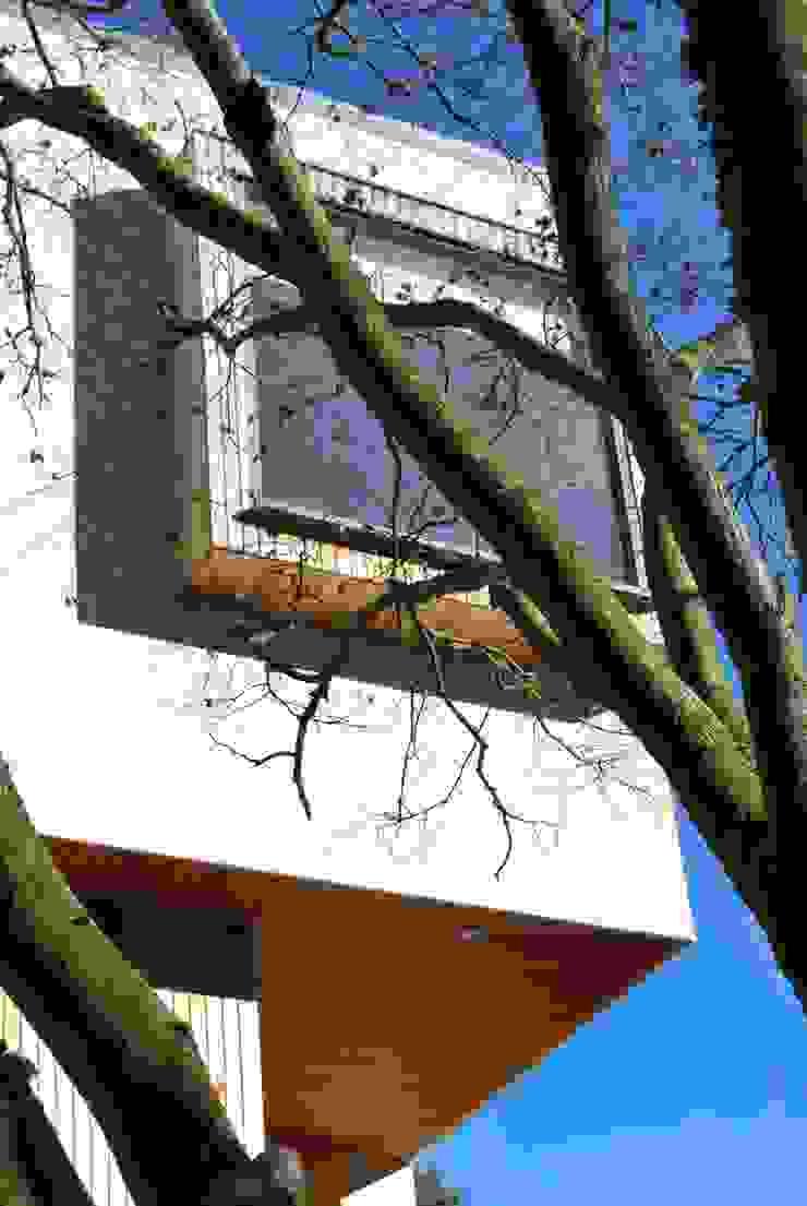 First floor window Giles Jollands Architect Modern Houses