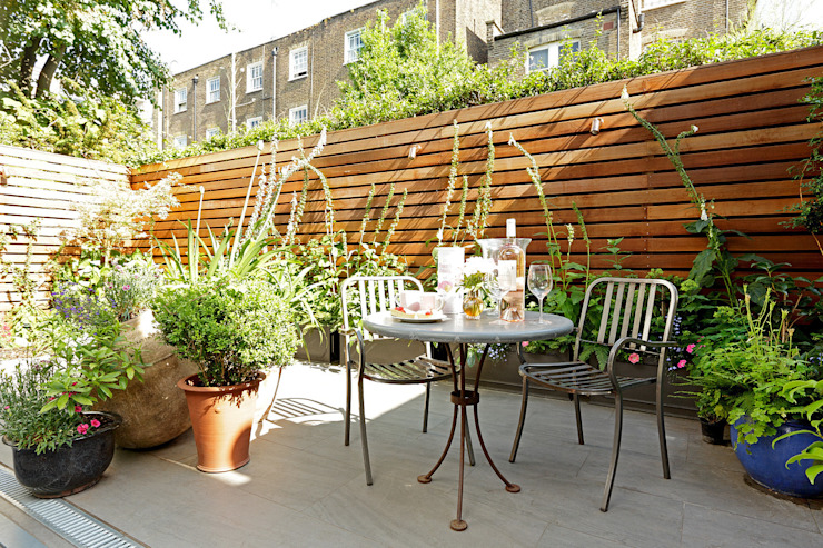 Garten von Cue & Co of London, Modern
