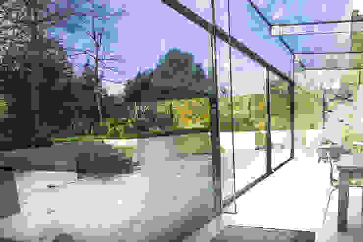 Barnes, London: Culmax Glass Box Extension Maxlight เรือนกระจก