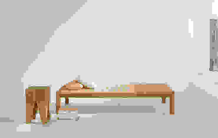 Stool / Side table BACKENZAHN Salon moderne par e15 Moderne