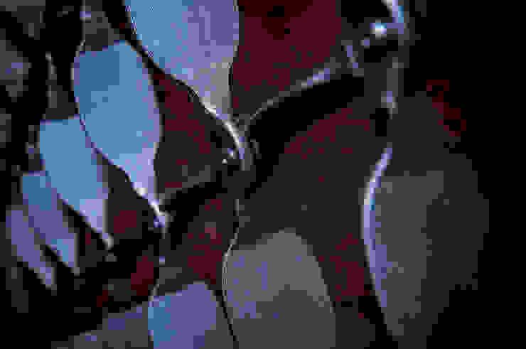 Vertical metals Firenze by Arteferro Minimalist