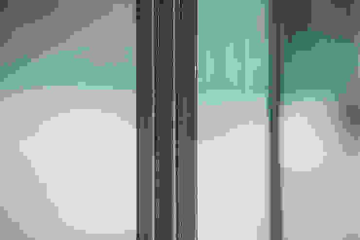 Barnes, London; Culmax Glass Box Extension and Maxlight Doors Maxlight หน้าต่าง