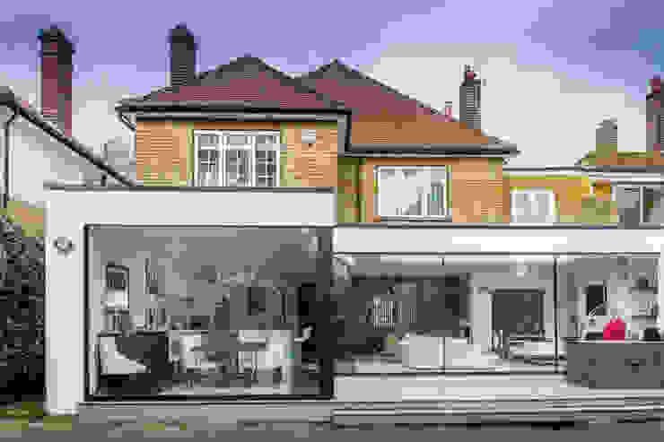 Stonehill, London Puertas y ventanas minimalistas de Maxlight Minimalista