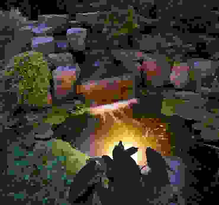 Jardin de style  par italiagiardini,