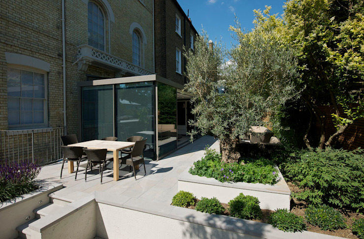 St John's Wood, London Jardines de invierno de estilo minimalista de Maxlight Minimalista