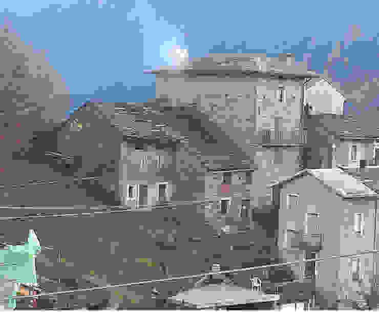 L'edificio prima dell'intervento. di Architettura & Urbanistica Architetto Dario Benetti