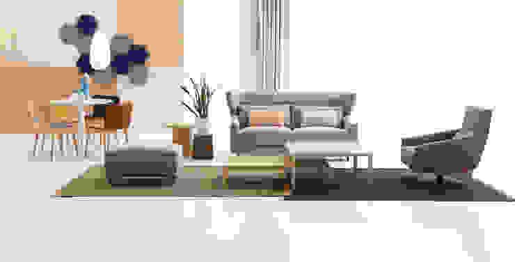Sofa Folk de Sancal de Sofás Cama Galea Escandinavo