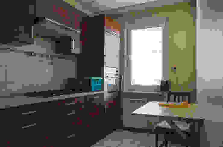 Kuchnia przed zmianą od Home Staging Studio AP Klasyczny