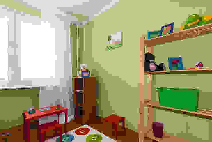 Pokój dziecięcy po zmianie od Home Staging Studio AP Klasyczny