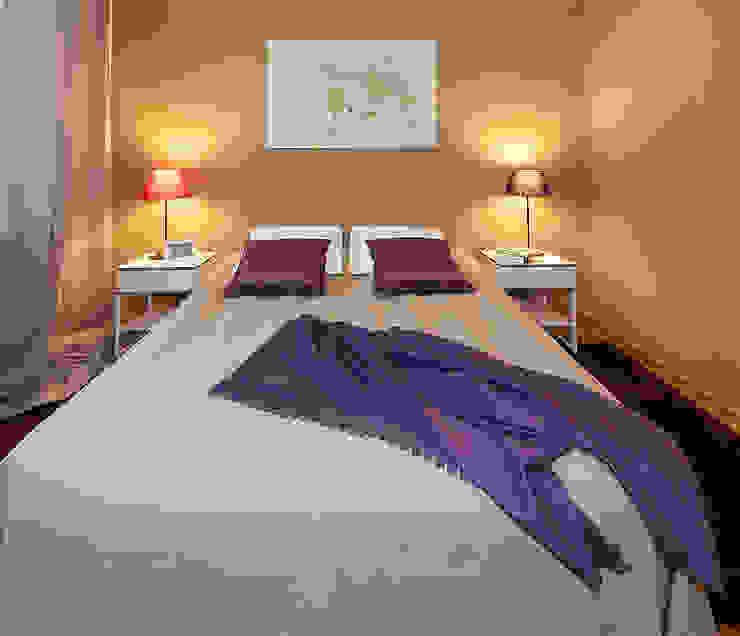 Sypialnia po zmianie od Home Staging Studio AP Klasyczny