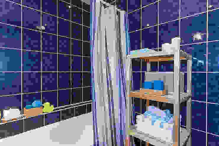 Łazienka po zmianie od Home Staging Studio AP Klasyczny
