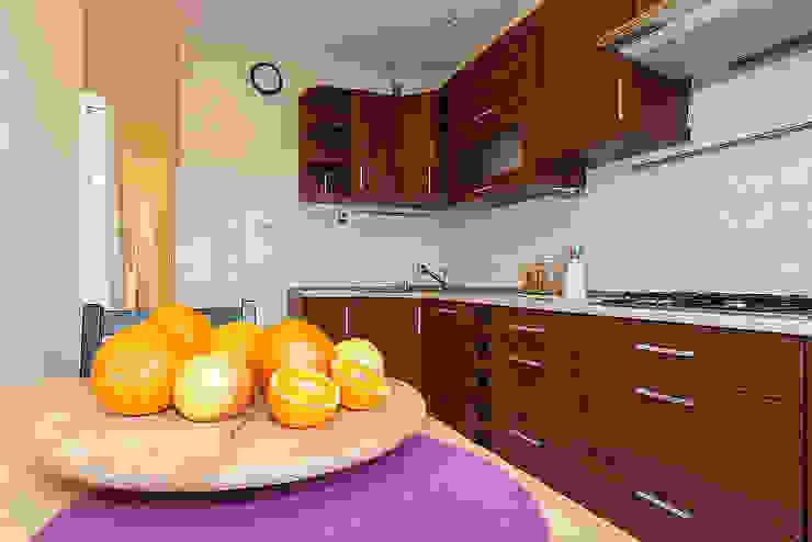 Kuchnia po zmianie od Home Staging Studio AP Klasyczny