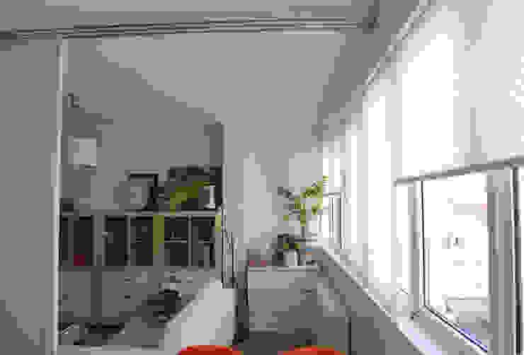 salon 6 de Estudo de Arquitectura Denís Gándara