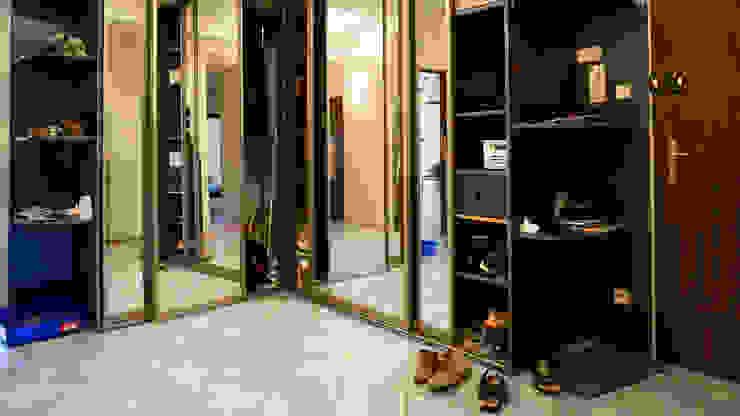 Przedpokój przed zmianą od Home Staging Studio AP Nowoczesny