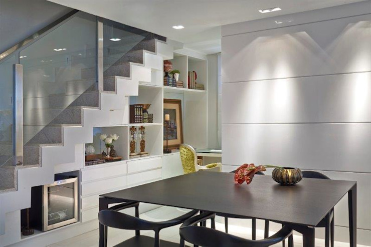 Loft 1202 Salas de jantar modernas por homify Moderno
