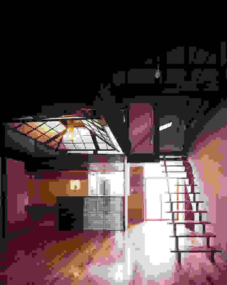 積日隆替家屋 オリジナルデザインの ダイニング の 岩本賀伴建築設計事務所 オリジナル
