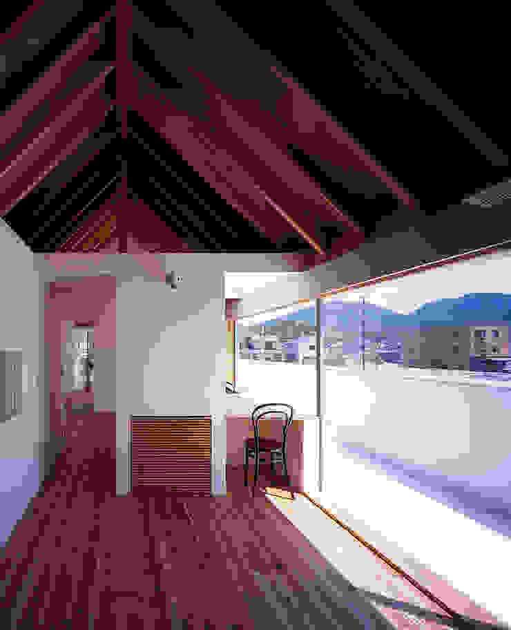 ¬(サシガネの家) オリジナルデザインの 子供部屋 の 岩本賀伴建築設計事務所 オリジナル