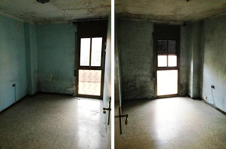 ANTES dormitorio suite RENOVA INTERIORS