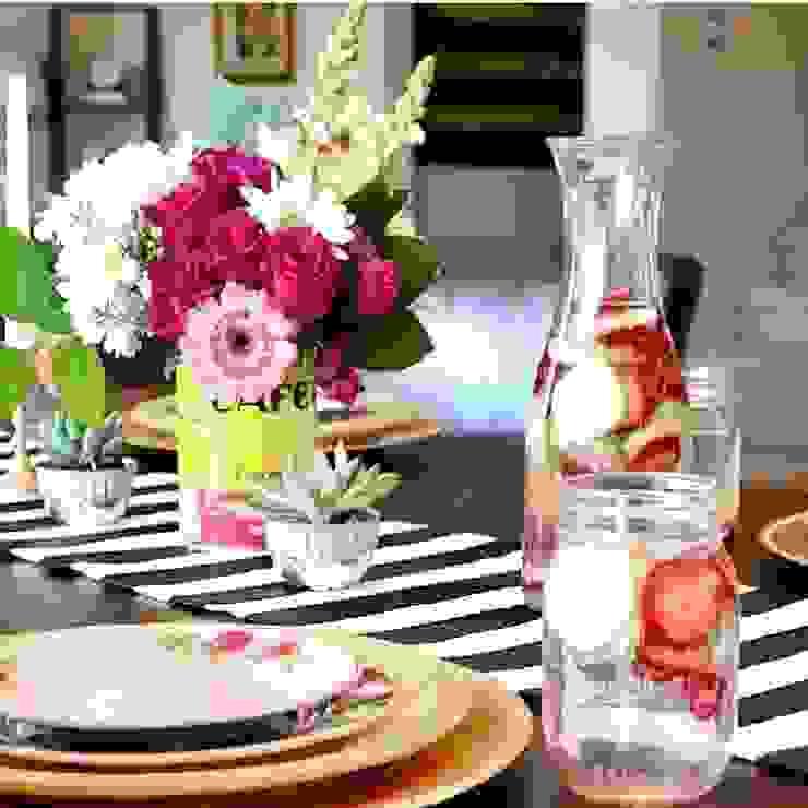 Dekorluk şık masalar için runner Dekorluk Eklektik